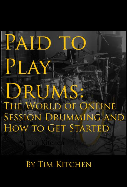 Click to preview Paid to Play Drums pocket and trade book