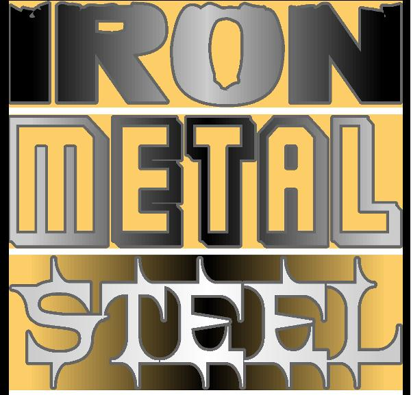 View Iron Metal Steel, City Rocks Nation by A SpaceyQT Creation