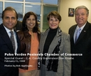 PV Peninsula Chamber of Commerce Evening Mixer, as listed under Business