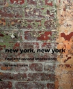 new york, new york, as listed under Fine Art Photography