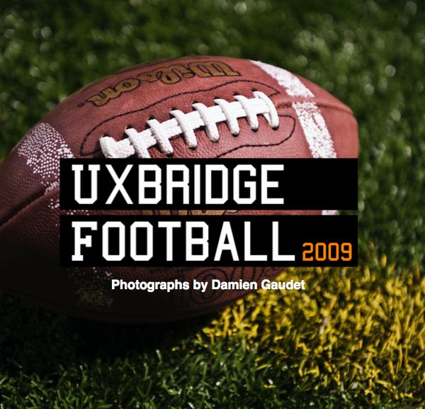 View Uxbridge Football - 2009 by Damien Gaudet