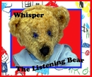 Whisper The Listening Bear™ - Niños libro de fotografías