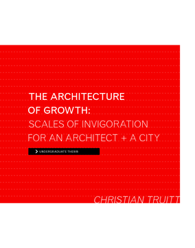 Click to preview The Architecture of Growth photo book