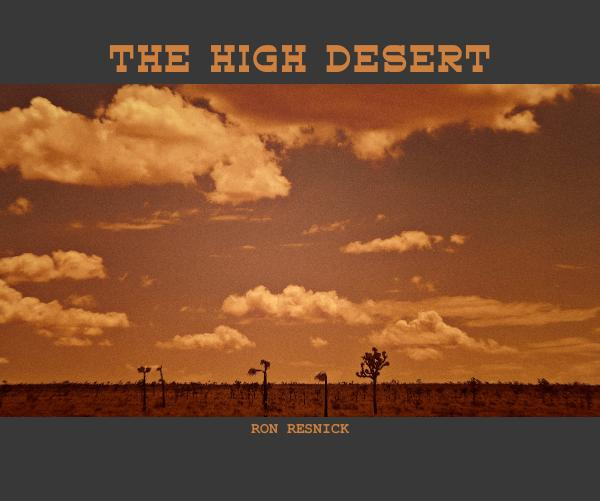 Click to preview THE HIGH DESERT photo book