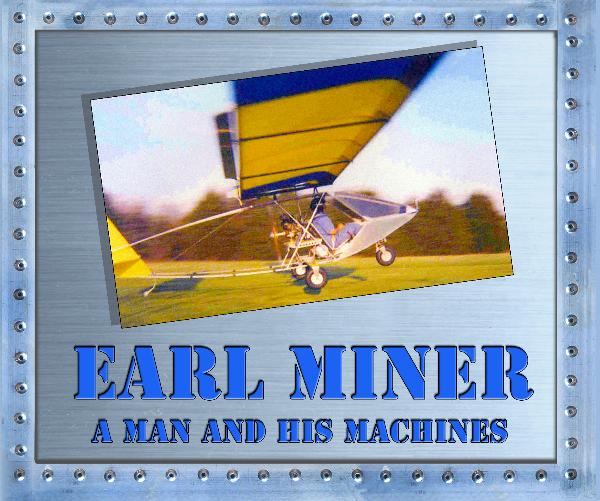 Click to preview Earl Miner - A Man and His Machines photo book