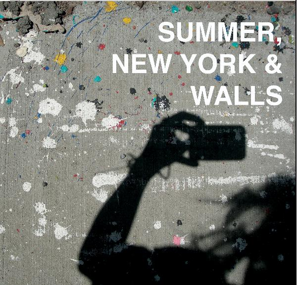 Click to preview Summer New York and Walls photo book