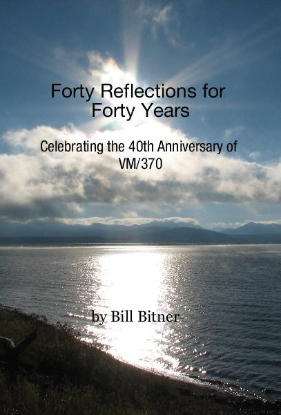 Ver Forty Reflections for Forty Years (Softcover) por Bill Bitner