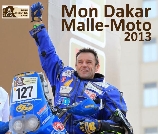 View Mon Dakar by Fred et Pascale Znidarcic