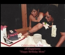 "Celebrating A Day of Happiness ""Happy Birthday Mom"" - photo book"