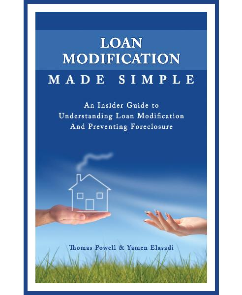 Click to preview Loan Modification Made Simple photo book