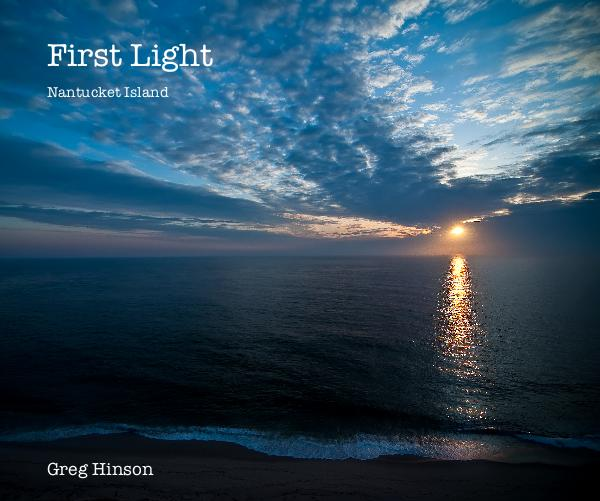 Click to preview First Light photo book