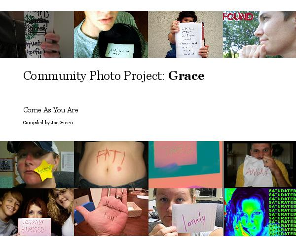 View Community Photo Project: Grace by Compiled by Joe Green