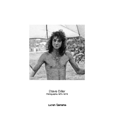 Click to preview Steve Biller (Hardcover) photo book