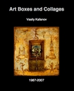 Art Boxes and Collages - Fine Art photo book