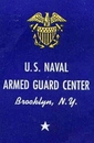 U. S. Naval Armed Guard Center, Brooklyn, N.Y. - History pocket and trade book