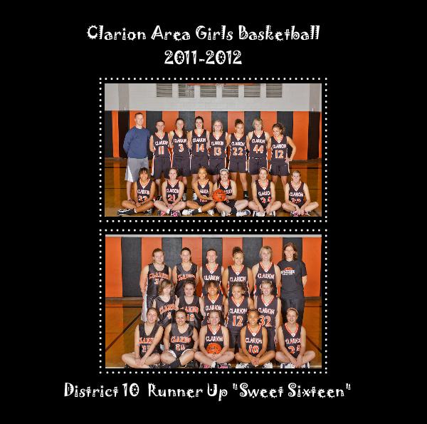 Ver clarion girls basketball 2011 por rfillman