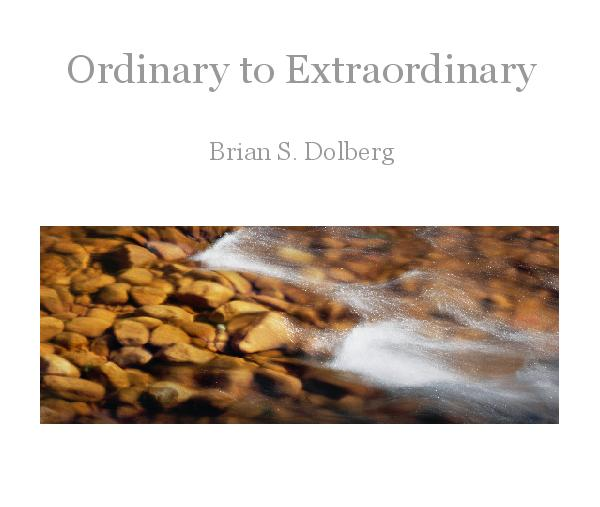 Ver Ordinary to Extraordinary por Brian S. Dolberg
