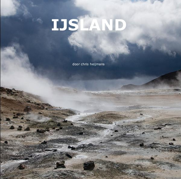 Click to preview IJSLAND photo book