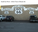 South by West: A Kiwi Tour of Route 66, as listed under Travel