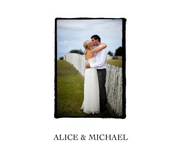 View ALICE & MICHAEL by Tony Potts