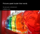 Pictures speak louder than words - Portfolios photo book
