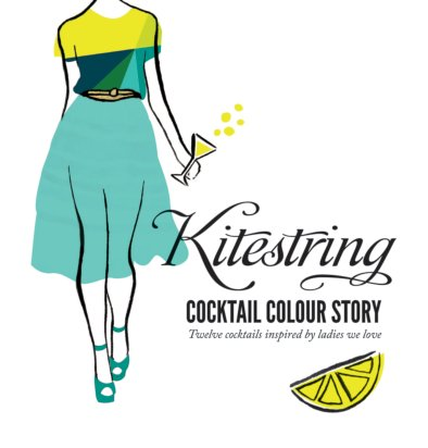 Click to preview KITESTRING Cocktail Colour Story photo book