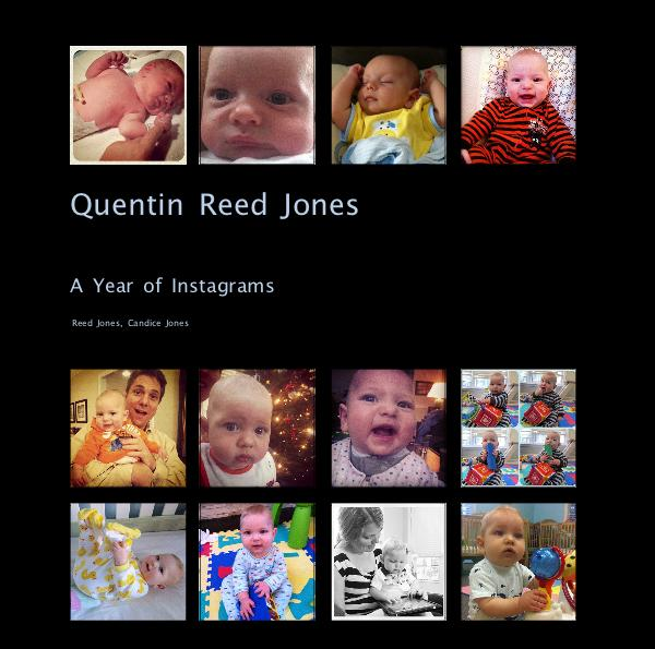 Click to preview Quentin Reed Jones photo book