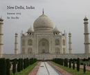 New Delhi, India - Travel photo book