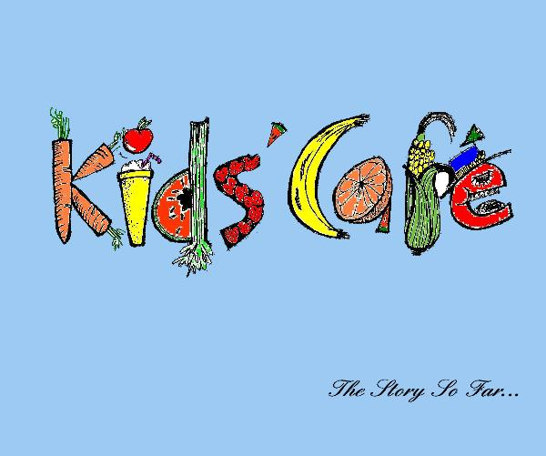 Click to zoom Kids Cafe photo book cover