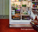Refrigerators, as listed under Arts & Photography