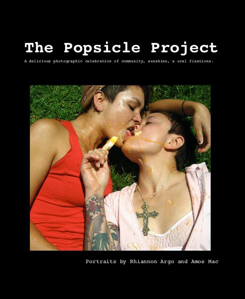 View The Popsicle Project by Rhiannon Argo and Amos Mac
