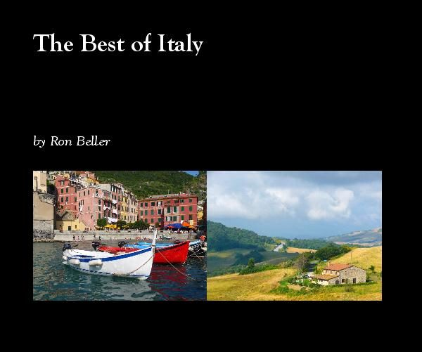 View The Best of Italy by Ron Beller