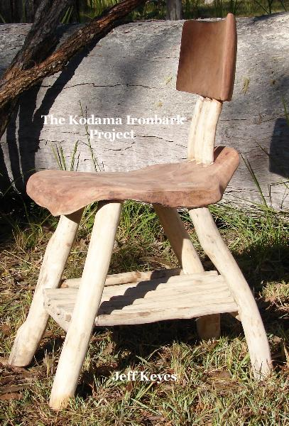 View The Kodama Ironbark Project by Jeff Keyes