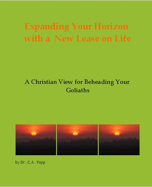 Ver Expanding Your Horizon with a  New Lease on Life por Dr. C.A. Yopp