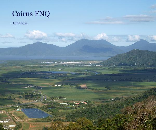 Click to preview Cairns FNQ photo book