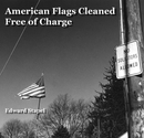 American Flags Cleaned Free of Charge - Arts & Photography photo book
