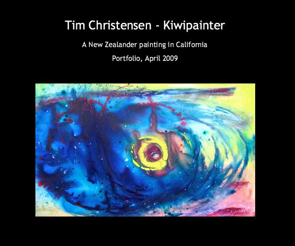 View Tim Christensen - Kiwipainter by Portfolio, April 2009