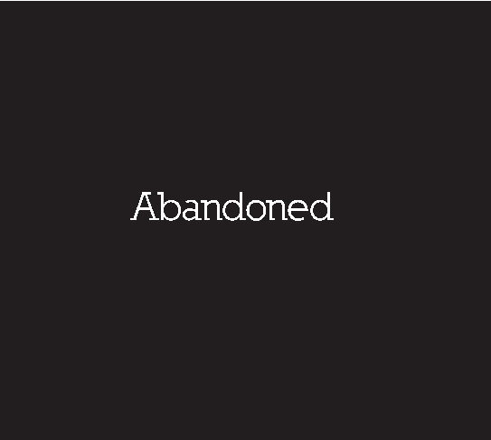 Click to preview Abandoned photo book