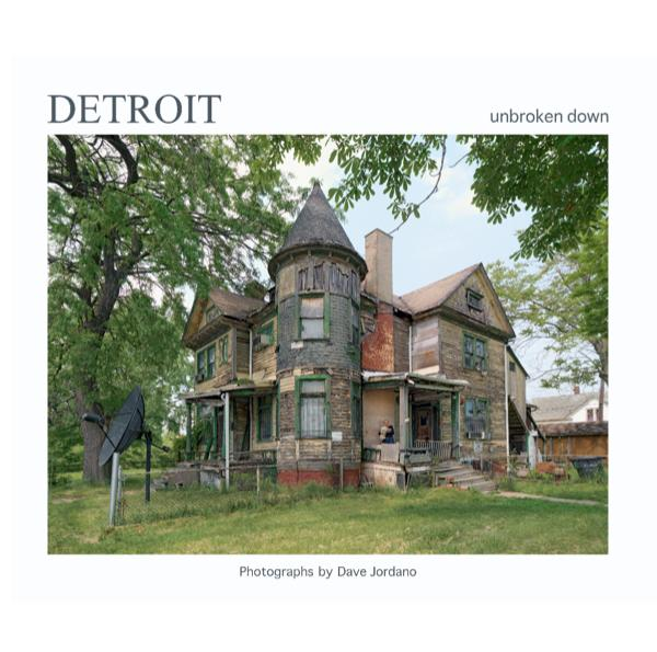 View DETROIT - unbroken down  Expanded version by Dave Jordano