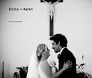 Enrico + Karen - Wedding photo book