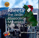 Rheeta the Javan Rhinoceros - Children photo book