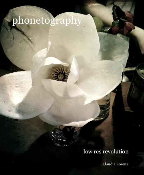 Click to preview phonetography photo book