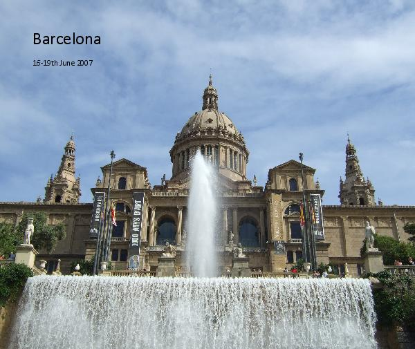 View Barcelona by Stuart Southwell