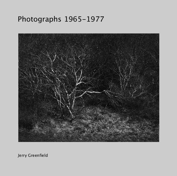 Ver Photographs 1965-1977 por Jerry Greenfield