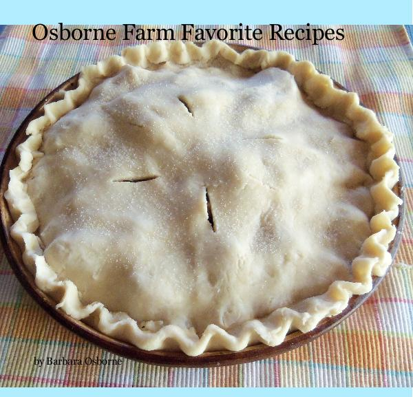 Click to preview Osborne Farm Favorite Recipes photo book