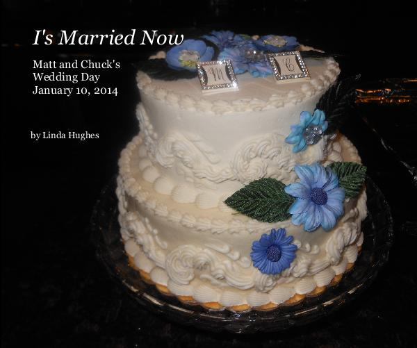 Click to preview I's Married Now photo book