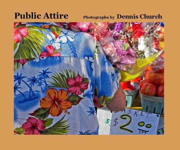 Click to preview Public Attire photo book