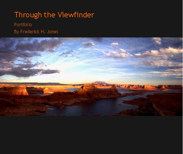 Ver Through the Viewfinder por Frederick H. Jones