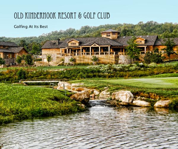 Click to preview Old Kinderhook Resort & Golf Club photo book