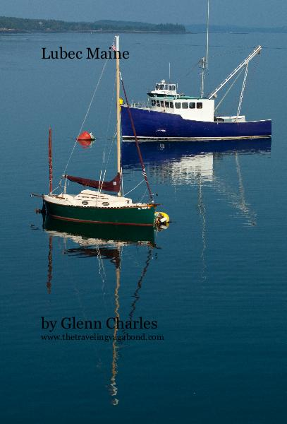 Click to preview Lubec Maine pocket and trade book